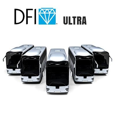 Pakiet DFI powłoka ULTRA autokary i autobusy