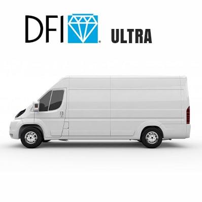 Pakiet DFI powłoka Ultra auta dostawcze